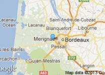 Letiště Bordeaux (BOD)