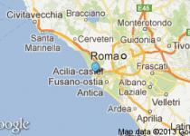 Letiště Řím - Fiumicino (FCO)