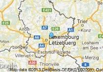 Letiště Lucemburk (LUX)