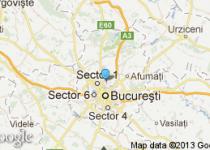 Letiště Bukurešť – Baneasa (BBU)