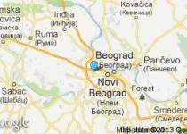 Letiště Bělehrad (BEG)