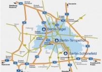 Letiště Berlín - Tegel, Schönefeld (BER)