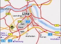 Letiště Linz - Blue Danube Airport Linz (LNZ)