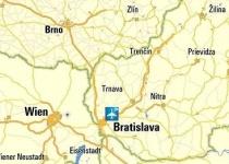 Letiště Bratislava (Letiště M. R. Štefánika) - BTS