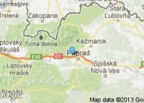 Letiště Poprad – Tatry (TAT)