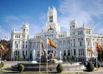 Levné letenky Vídeň - Madrid a zpět za 674 Kč