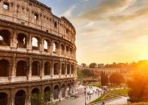 Levné letenky Vídeň - Řím  a zpět za 656 Kč