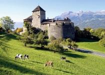 Lichtenštejnsko - malé alpské knížectví