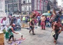 Mexiko: levné letenky - Mexico City s odletem z Milána již od 7 690 Kč