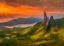 Návštěva skotského ostrova Isle of Skye