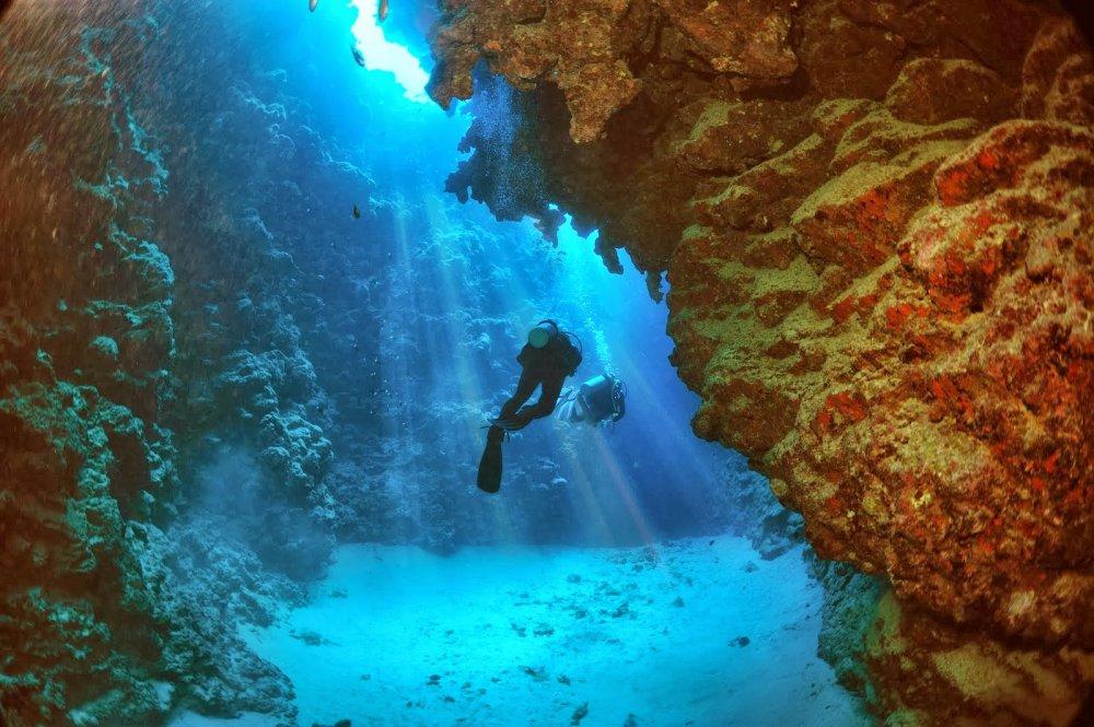 Tropické destinace, kde se můžete naučit potápět 4