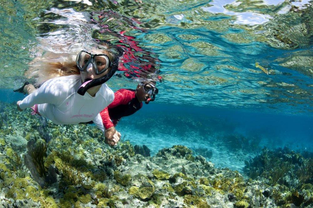 Tropické destinace, kde se můžete naučit potápět 3