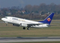 Charterová letecká společnost Hamburk International