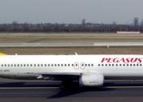 Nízkonákladová letecká společnost Pegasus Airlines