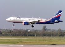 Letecká dopravní společnost Russian Airlines - Aeroflot