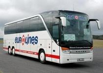 Autobusová doprava Eurolines