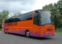 Autobusová doprava Orangeways