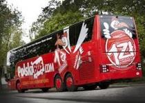 Autobusová doprava PolskiBus