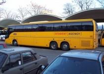 Autobusová doprava Student Agency