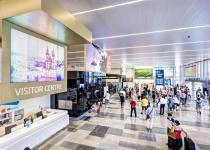 Otevření nové příletové haly na Terminálu 1 - letiště Praha