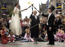 Průvodce letními festivaly v Edinburghu