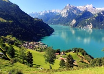Základní a praktické informace Švýcarsko