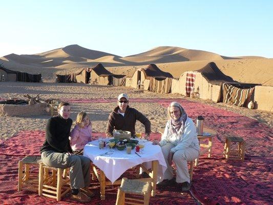 Romantická Sahara 2