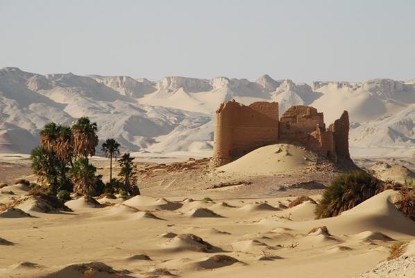 Romantická Sahara 4