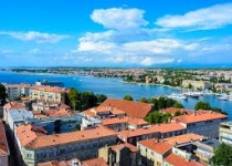Super cena letenek Norimberk Zadar a zpět za 772 Kč
