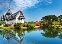 Thajsko: levné letenky do Bangkoku s odletem z Prahy od 9 677 Kč