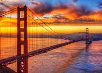USA: levné letenky: Newark, San Francisco, Chicago s odletem z Vídně již od 7 490 Kč